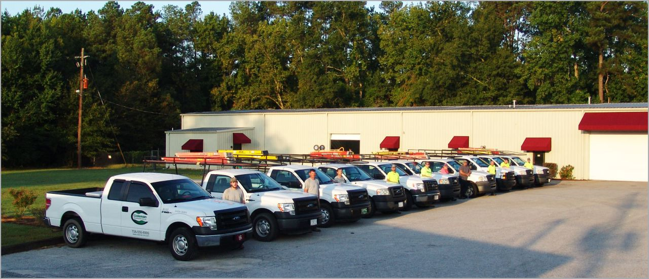 Coleman Construction Coleman Construction Plumbing And